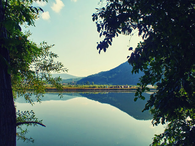 priveliste motel blue river valea oltului