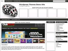 Online Casino Template 191