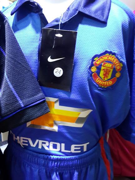 Jual Jersey Kids Manchester United 3rd Terbaru 2014-2015