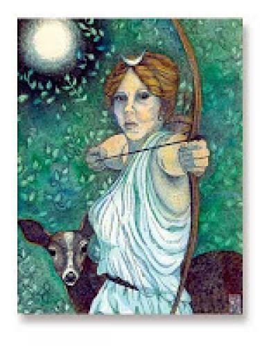 The Lunar Huntress