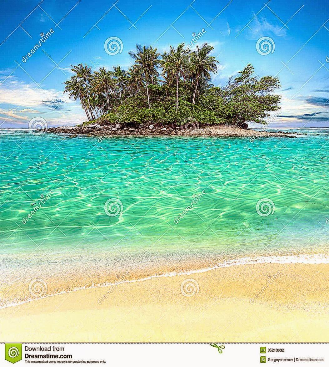 Tropical Island: Best Free HD Wallpaper