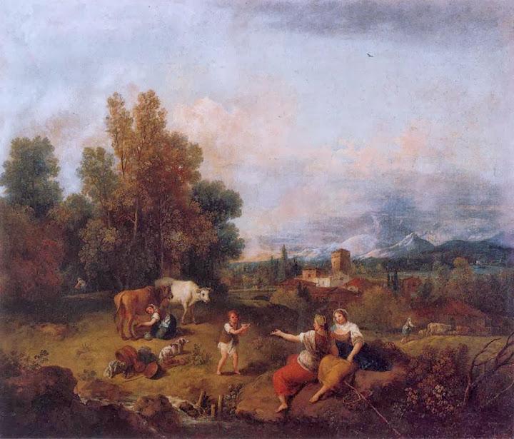 Francesco Zuccarelli - Landscape