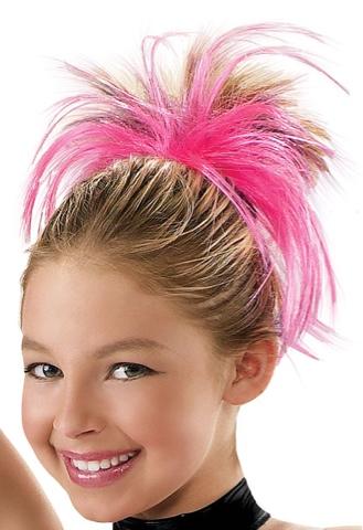Little Girls Hairdos Dance Performance Hairstyles For Girls