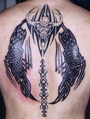 infinity tattoo designs tribal tattoos pictures. Black Bedroom Furniture Sets. Home Design Ideas
