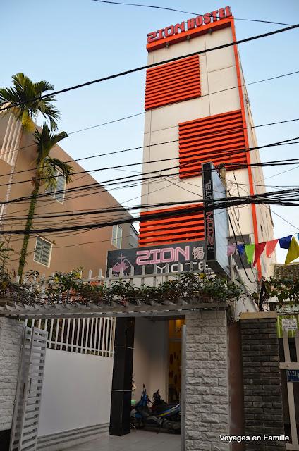 Zion Hostel Danang