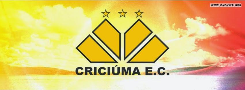 Capas para Facebook Criciúma Esporte Clube