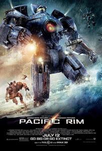 Siêu Đại Chiến - Pacific Rim poster