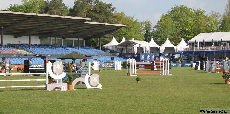 Aachen 2013: Cian O´Connor gewinnt Stawag Zeitspringen