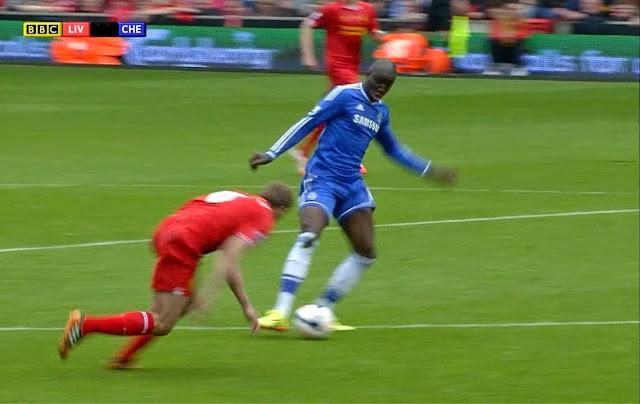 Ba, Liverpool - Chelsea