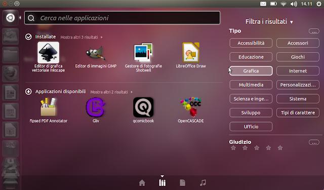 fotoritocco ubuntu