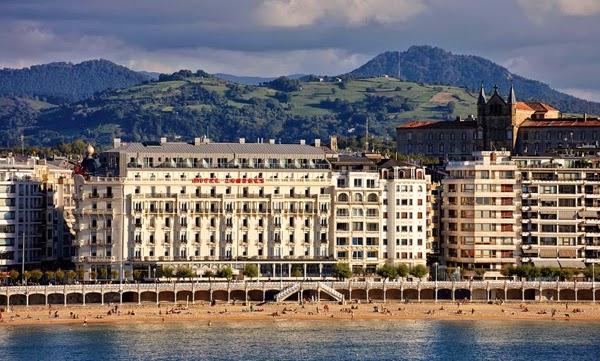 Hotel de Londres y de Inglaterra (San Sebastián)