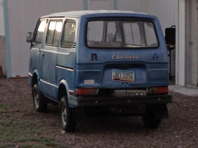 ElectraVan, Subaru 600