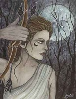 Spirituality Invocation To Artemis Image