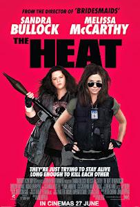 Cuộc Chiến Nảy Lửa - The Heat poster