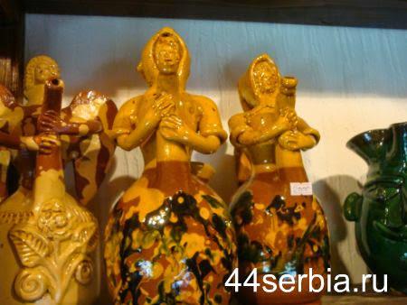 Керамические сосуды Сербия