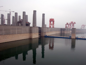 view of 3 gorges dam