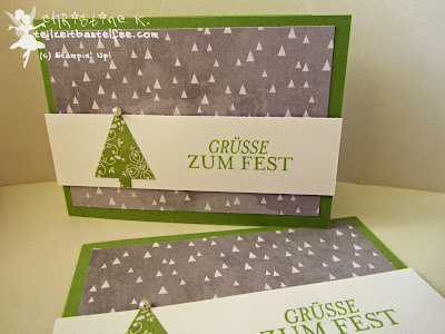 stampin up, christmas, weihnachten, zauber der weihnacht, bright & beautiful, snowflake card, schneekristallkarte, dp stille nacht, dsp all is calm