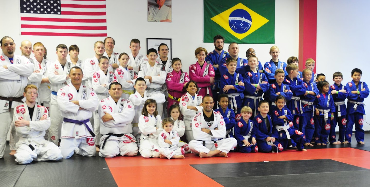 Brazilian Jiu-Jitsu Columbus | Gracie Barra Columbus at 5880 Veterans Pkwy, B, Columbus, GA