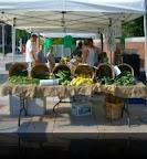 Ashmont Farmers' Market (Photo By Vicki Rugo)