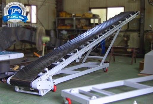 Rubber Conveyor Design