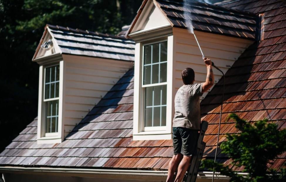 Why Do You Need To Clean Roof Shingles?