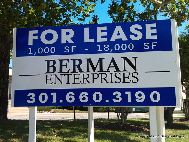 Alumalite Signs - Berman Enterprises