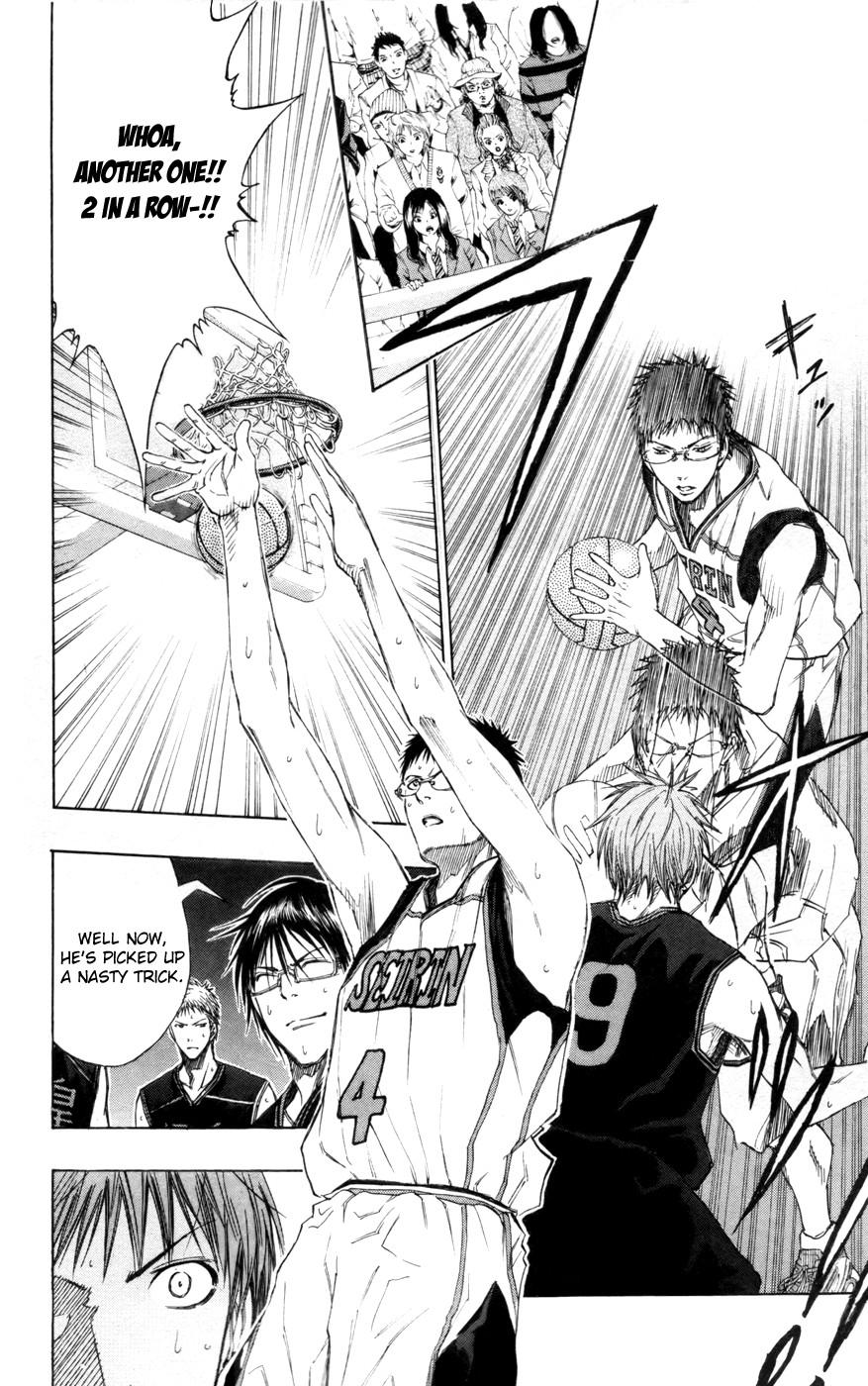 Kuroko no Basket Manga Chapter 118 - Image 4_008