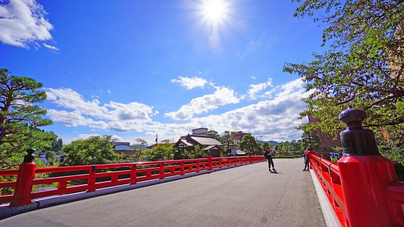 飛騨高山 中橋 写真1