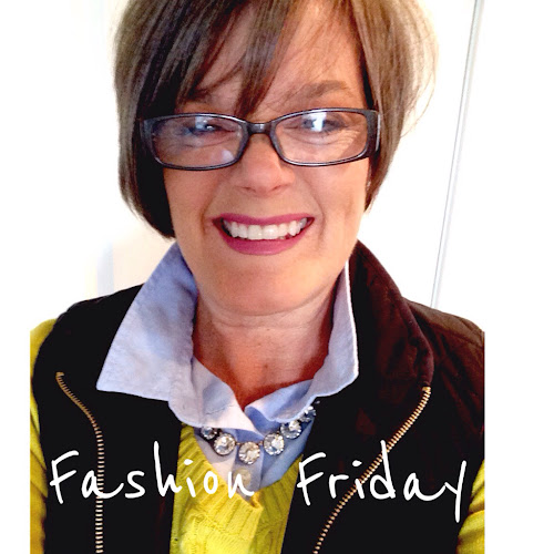 Fashion Friday, houndstooth pants, old navy fashion for fifty somethings