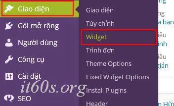 """tạo """"Widget tab"""" hiển thị bài viết đơn giản trong WordPress"""