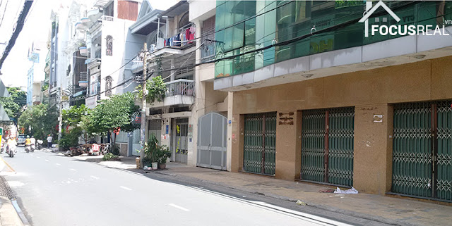 Bán Nhà Quận Tân Bình - Đường Bế Văn Đàn 2