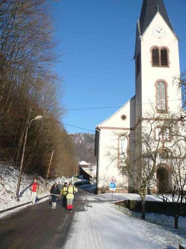 L'église de Linthal
