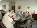 Religiosas en taller de formación