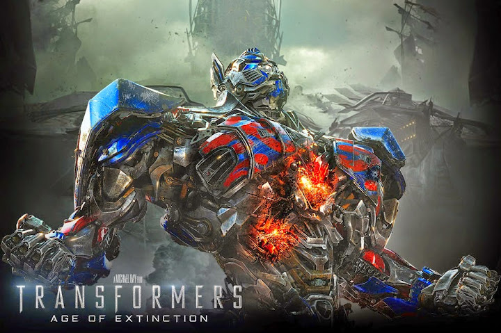 Transformers: Εποχή Αφανισμού (Transformers: Age of Extinction) Wallpaper