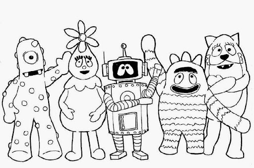 nick jr coloring pages olivia - photo#14