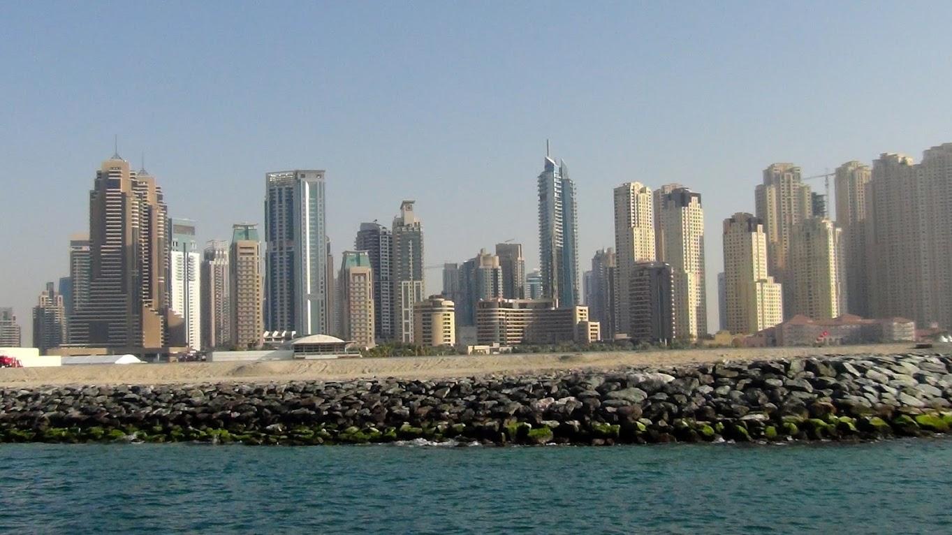Семь и одна ночь плюс вторая поездка в Эмираты