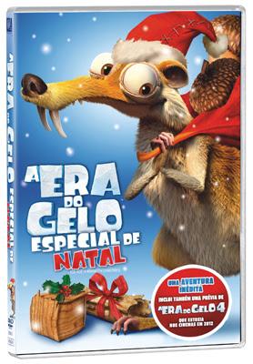 Download A Era do Gelo: Especial de Natal Dublado DVDRip Avi Rmvb