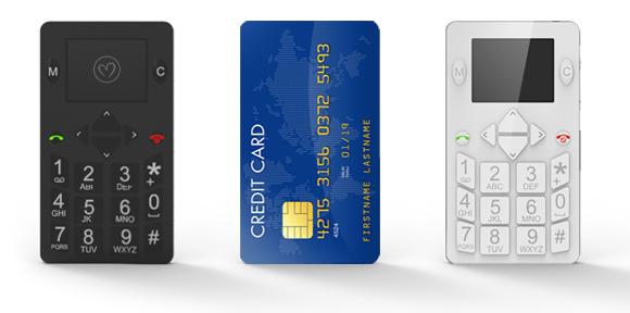 Micro phone : Téléphone, Carte de crédit et Tracker