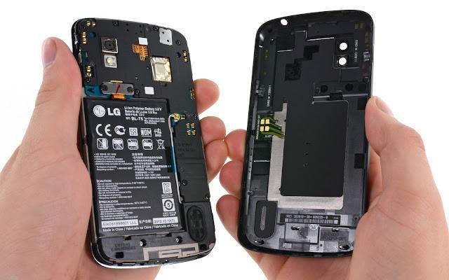 Nexus4 Teardown iFixit