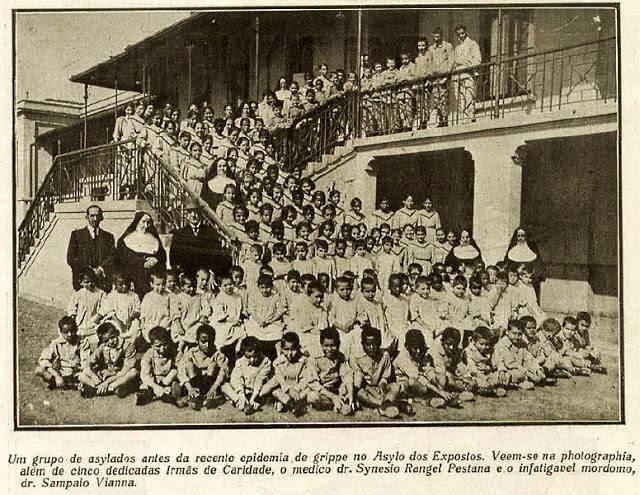 Em 1950 a última rodo dos expostos foi desativada no Brasil
