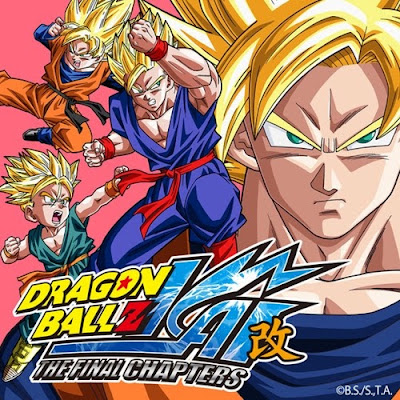 Dragon Ball Z Kai - The Final Chapters