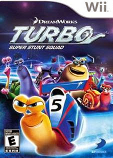 Turbo Super Stunt Squad   Nintendo Wii