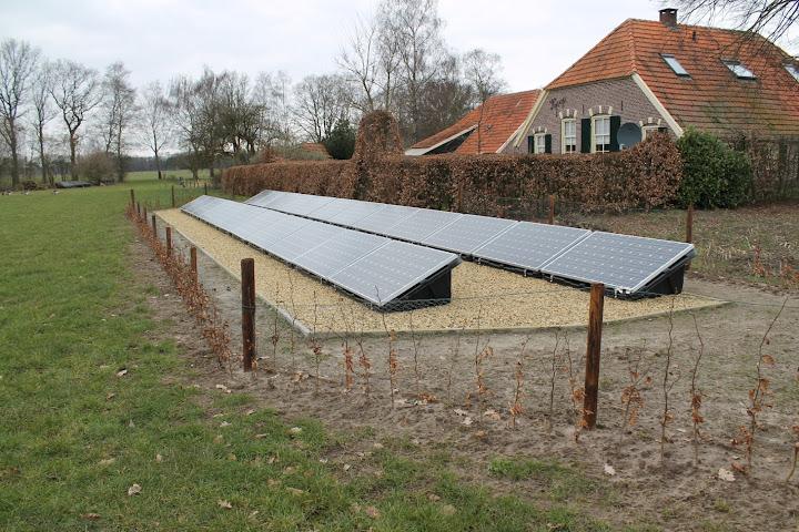 Zonnepanelen Laren, 5.750 Wattpiek - inveld