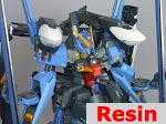 Titans RX-124 Gundam TR-6 [Advanced Woundwort] Hyzenthlay II-Rah