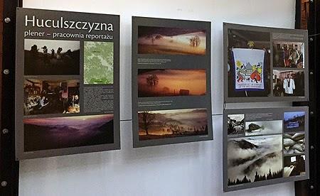 Wystawa fotografii w Łódzkiej Filmówce