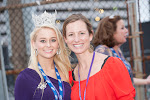 2013 NCAF Princess Paxton Webster and Board Member Liz Carroll