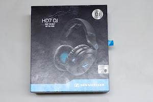 Sennheiser HD7 DJ - tai nghe dành cho DJ chuyên nghiệp