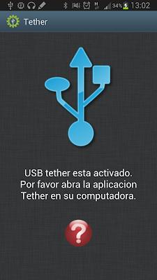 TetherUSB 16