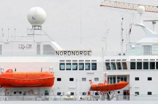 Hurtigruten Nordnorge