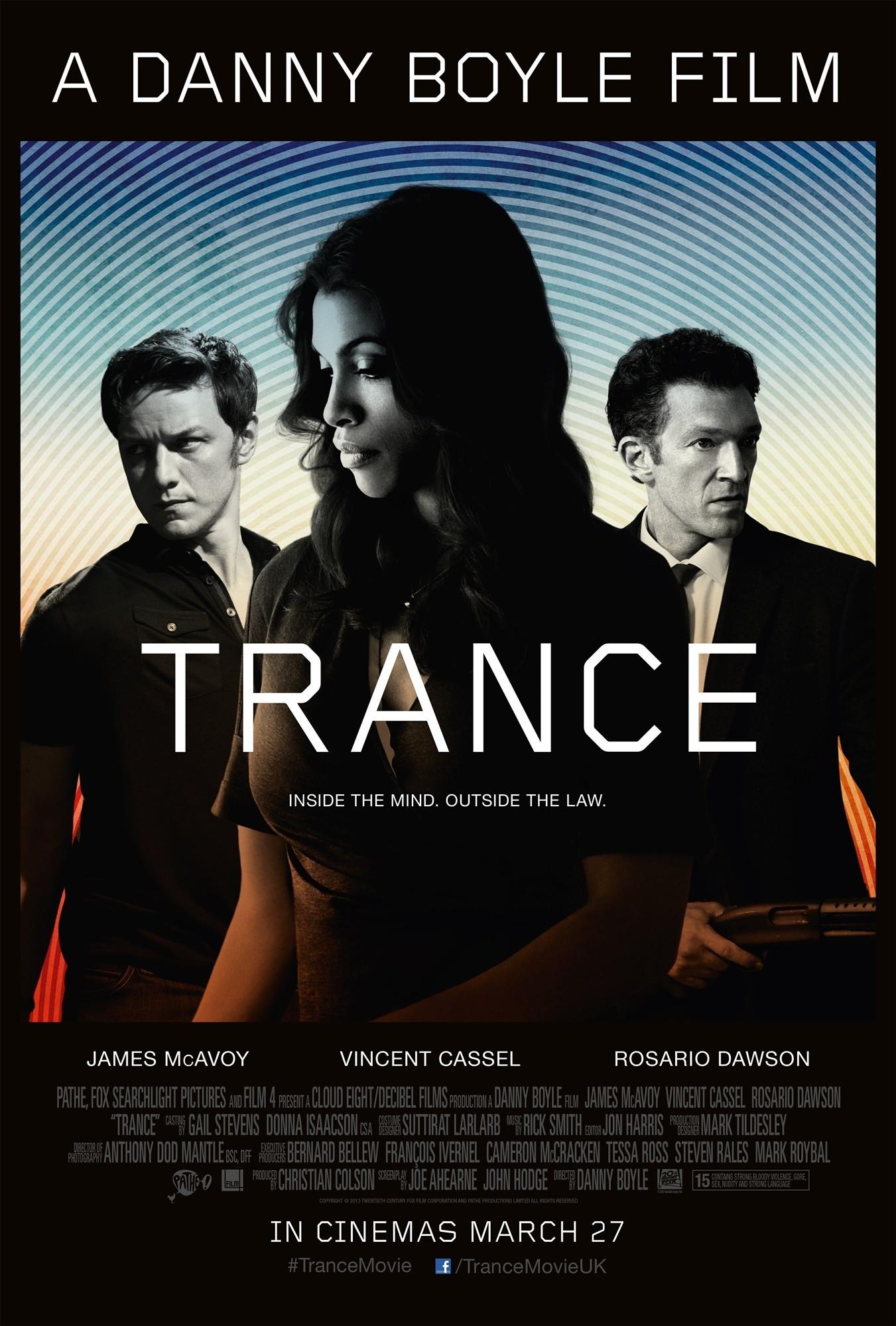 Phim Mê Cung Ký Ức Full Hd - Trance 2013